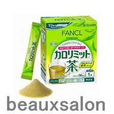 Fancl Calorie Limit Tea 30 sticks (30days), Green tea powder,Weight loss,Dietary