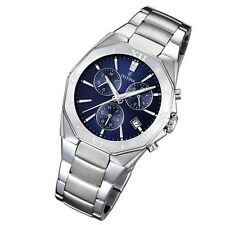 Festina Sport blue Men's wristwatch Quartz Chrono Date sporty Watch F16757/2
