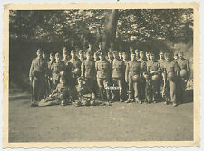 Foto Soldaten  Schiess-Stand in Harburg  (P610)