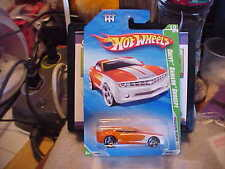2010 Hot Wheels Treasure Hunt #10 Chevy Camaro Concept