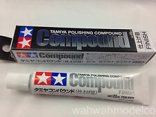 Tamiya Model Paints & Finishes Polishing Compound Net 22ml 87070