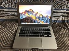 "2015 Apple MacBook Air 13 13.3"" MMGG2LL/A 8GB 256GB i5 ~APPLE CARE MAY 2019"