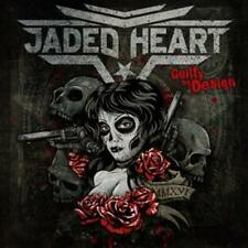 Jaded Heart-GUILTY by Design CD NUOVO OVP Bonfire accept Scorpions Helloween