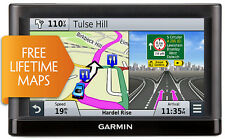 Garmin Nuvi 52LM GPS FREE LIFETIME UK & Western Europe Maps Includes Travel Pack