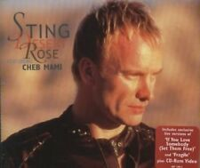Sting Desert rose (1999, feat. Cheb Mami) [Maxi-CD]