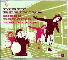 DIRTY BEATNIKS - DISCO DANCING MACHINES - 3 TRACK CD SINGLE