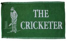 THE CRICKETER Pub Beer BAR TOWEL