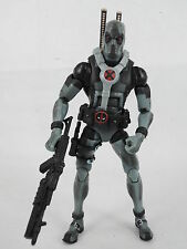 Marvel legends Deadpool wave 3 Grey loose offer
