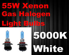 Acura 05 06 RSX/91-05 NSX High Beam 9005/HB3 Xenon 55w Super White Bulbs-new