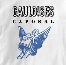Gauloises French Cigarette Smokes T Shirt XL