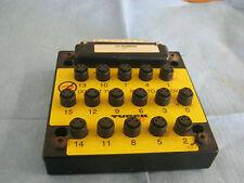 Turck PicoFast Mulltibox - PTP 16-DBS25.   Model: U0061