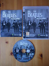 The Beatles Rock Band PS3 COMPLETE! OVER 30 ORIGINAL TRACKS! **FREE UK POST!!**