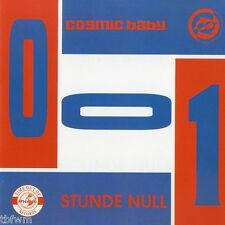 Cosmic Baby - Stunde Null - CD Album '95 - TRANCE AMBIENT