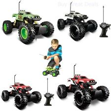 Maisto Rock Crawler RC R C Road Truck Remote Control Toy Big Wheels 4x4 Radio