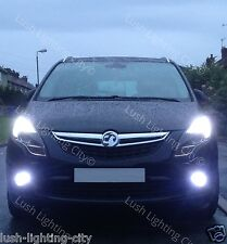 Cree Led T20 580 Zafira Tourer Drl sidelight Led 7443 580 ✔ Canbus Error Free