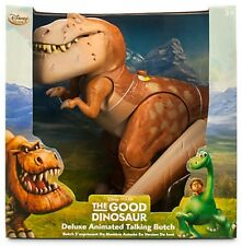 Disney Pixar The Good Dinosaur Butch Deluxe Animated Talking LG Doll T-Rex New