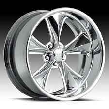 "20"" FOOSE Nitrous II 2 Piece CAST Polished CUSTOM WHEEL SET PART # F201 2pc"
