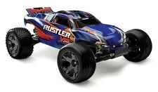 Traxxas Rustler XL-5 ID Estadio Camión RTR Azul 37054-1BU
