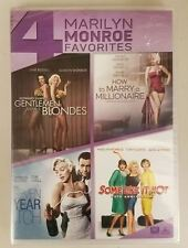 Gentlemen Prefer Blondes/How to Marry a Millionaire/The Seven Year Itch DVD