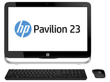 "HP Pavilion 23-g010 23"" All-In-One Computer 1.30GHz 4GB 500GB Windows 8.1"