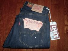 LEVI'S VINTAGE CLOTHING 505--0217 LVC 1967 SELVEDGE SANFORIZED BIG E JEANS 34x34
