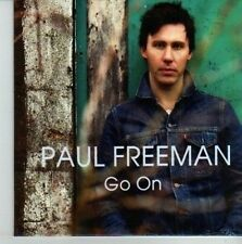 (CU941) Paul Freeman, Go On - 2012 DJ CD