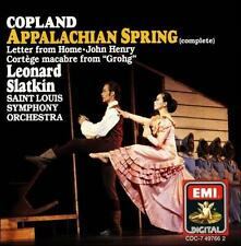 , Copland Appalachian Spring, Excellent