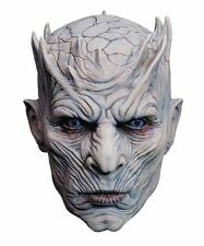 Officially Licenced Game of Thrones Night's King Full Latex Overhead Mask