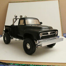 TAMIYA MIDNIGHT PUMPKIN FORD F100 PICK UP 1/12 VINTAGE CUSTOM 1/10 RC
