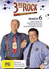 3rd Rock From The Sun : Season 6 [3 DVD Set], Region 4, Next Day Postage...4846