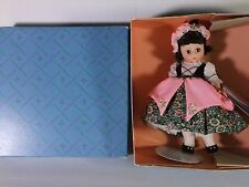 BOXED MADAME ALEXANDER DOLL 8 INCHES LADY LEE #442