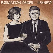 Extradition Order -  Kennedy CD NEW AND SEALED