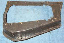 1967 1968 Mustang GT GT-A Shelby FASTBACK PS RH ROOF AIR EXTRACTOR VENT HOUSING