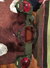 Military Tail Lights Howitzer Tow Assembly LED Black Out