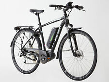 GREENWAY Electric tour/City bike 700C,Samsung cell Li-ion battery,BAFANG Drive.