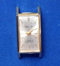 VINTAGE LADIES WOMENS MECHANICAL WIND-UP CITIZEN PET WRIST WATCH, 17 JEWELS