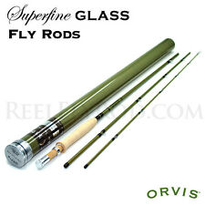 NEW - Orvis Superfine Glass 866-3 Fly Rod - FREE SHIPPING!