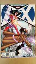 AVENGERS VS X-MEN #10 RAMOS VARIANT 1ST PRINT MARVEL (2012) SPIDER WOMAN GAMBIT