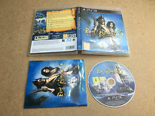 Port Royale 3 Pirates & Merchants - Sony Playstation 3 (PS3) TESTED/WORKING PAL