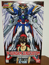 "New 1/100 ""Endless Waltz"" Wing Gundam Zero Custom Model Kit"