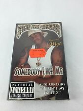 Silkk The Shocker Somebody Like Me Single Cassette (BRAND NEW)