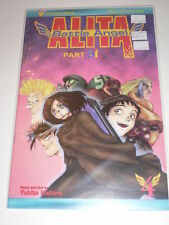 Battle Angel Alita Part 6 #4 Viz Select Comics Jun 1996