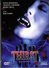 Thirst , small hardbox edition , 100% uncut , DVD , new and sealed , Rod Hardy