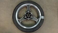 1986 Kawasaki ZL600 ZL 600 Eliminator K533' front wheel rim 18in