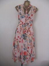 KAREN MILLEN DRESS  FLORAL MULTI  DRESS SIZE 16 NEW