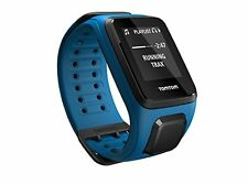 TomTom Spark Music, GPS Fitness Watch + 3GB Music Storage Large, Shocking Blue