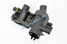 THERMOSTATGEHÄUSE MIT THERMOSTAT + DICHTUNG 87°C VW GOLF 3 III POLO 6N LUPO