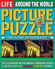 LIFE Picture Puzzle Around the World, Editors of Life