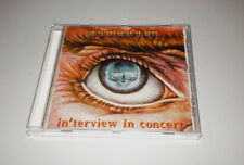 GENTLE GIANT - IN'TERVIEW IN CONCERT - CD MADE IN ENGLAND - 2000 - GLASS HOUSE -