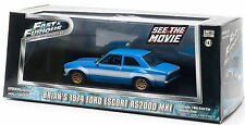 Greenlight 2013 Fast & Furious Brian's 1974 Ford Escort RS2000 MK1 1:43 86222